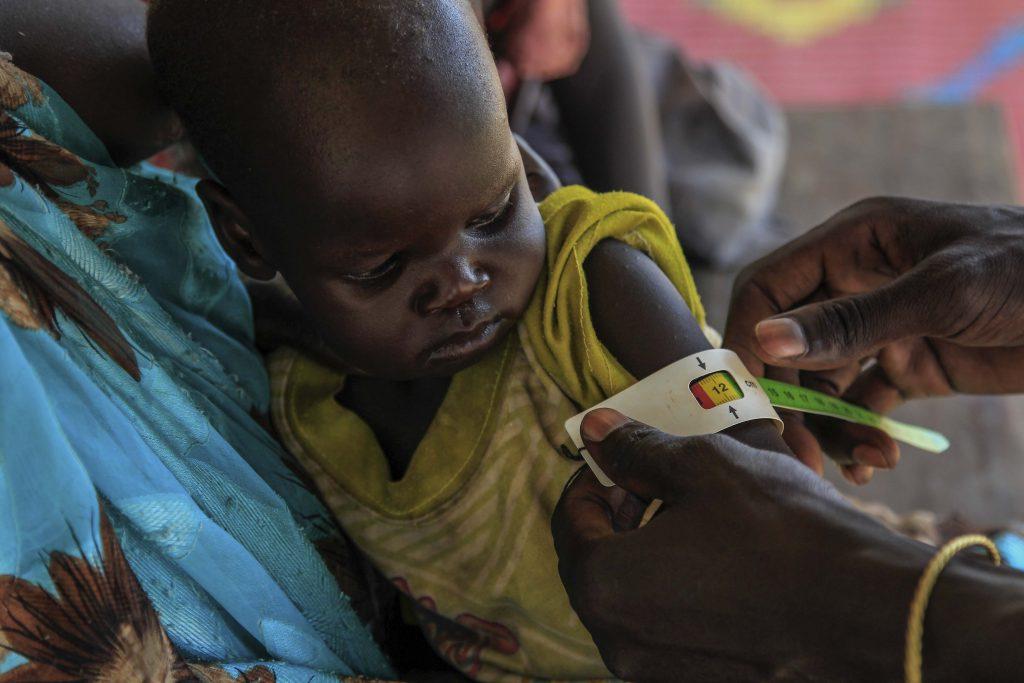 Restaurantes contra el hambre Nigeria