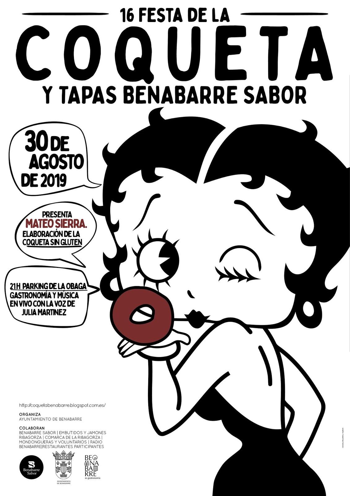 Festa de la Coqueta en Benabarre