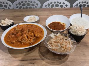 Cocina india en La Zarola