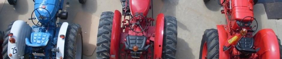 tractores antiguos