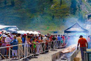 Fiesta del Cordero en Cerler