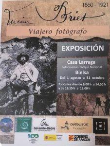 Exposición Lucien Briet Centenario de Ordesa