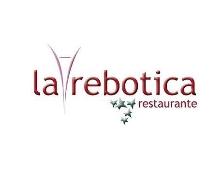 Logo La Rebotica
