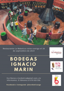 Visita Bodegas Ignacio Marin