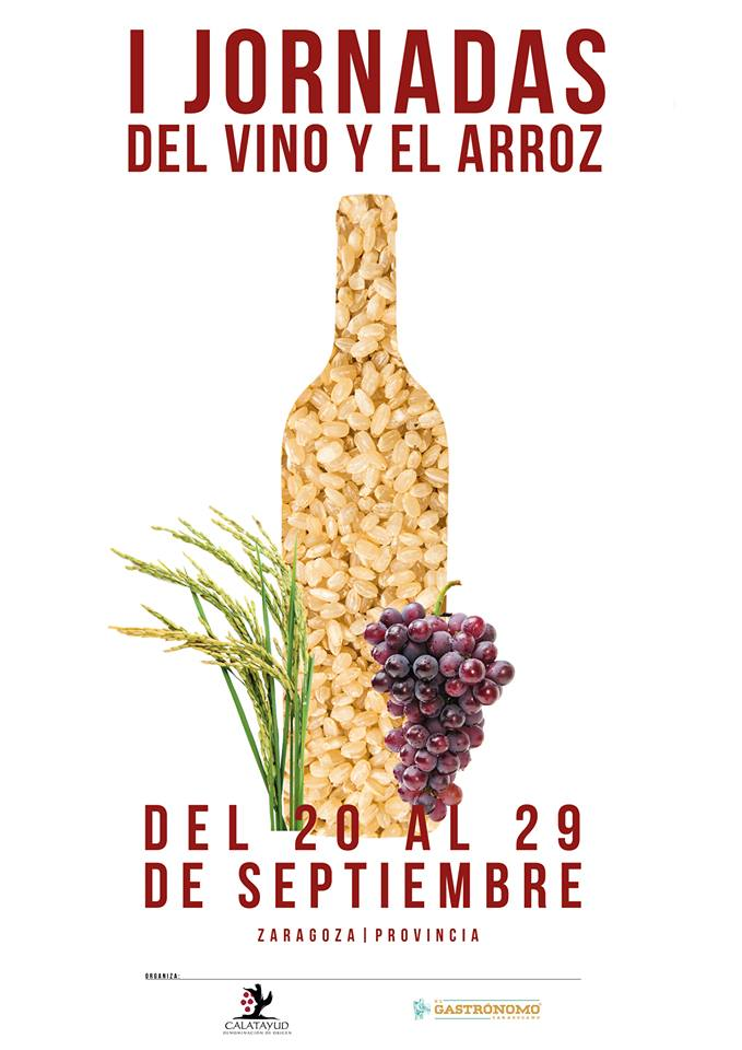 Jornadas del vino y arroz