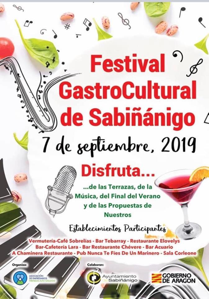 Festival Gastrocultural de Sabiñánigo