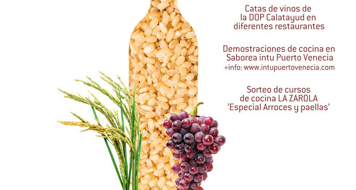 Las I Jornadas del vino y el arroz se celebrarán del 20 al 29 de septiembre