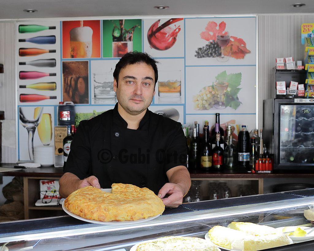 Bar Medina V liga tortilla GOC
