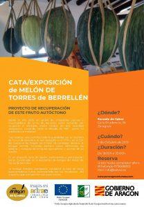 CARTEL CATA PAETM_MELÓN DE TORRES DE BERRELLÉN