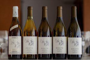 Cata vertical Enate Chardonnay