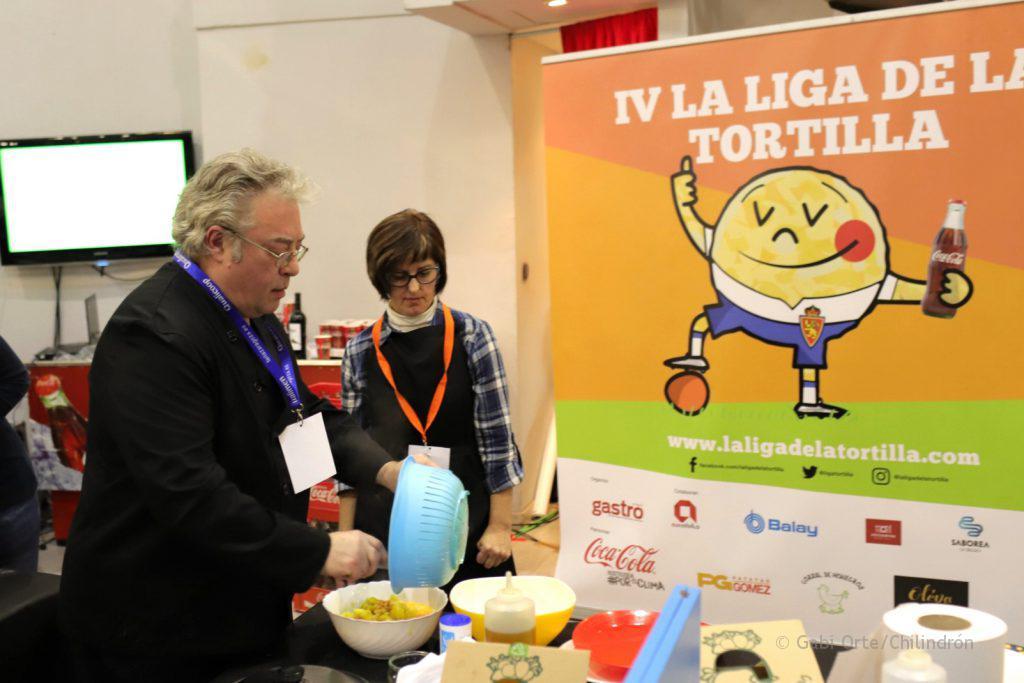 IV Liga Tortilla Cabuchico GOC