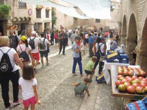 Mercado Agrícola y Ganadero de Alquézar