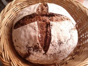 Curso de pan y masas en La Zarola