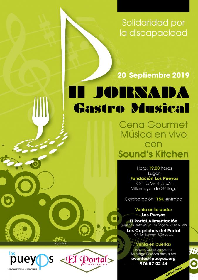 II Jornada Gastro Musical