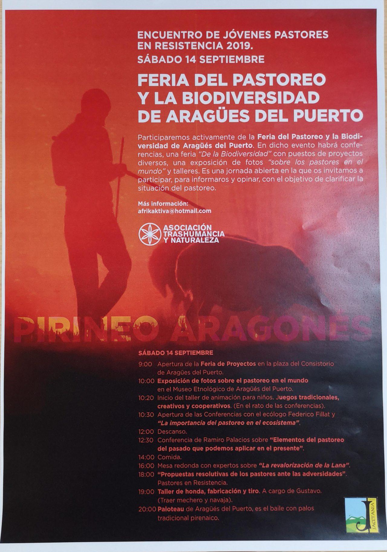 Feria del Pastoreo y la Biodiversidad