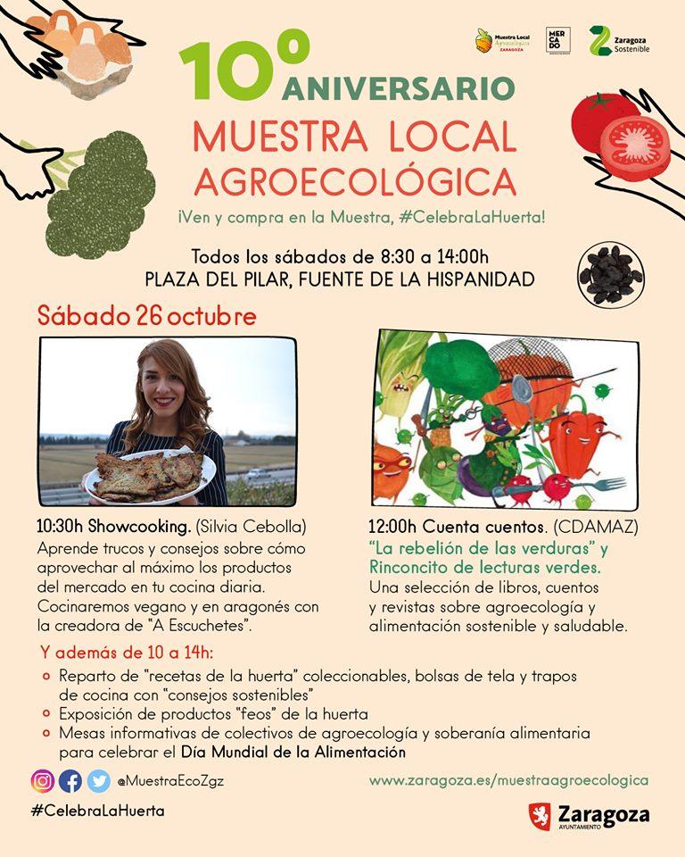 Muestra Agroecológica