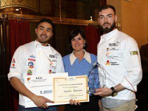 251 XVIII Certamen de cocineros aragon