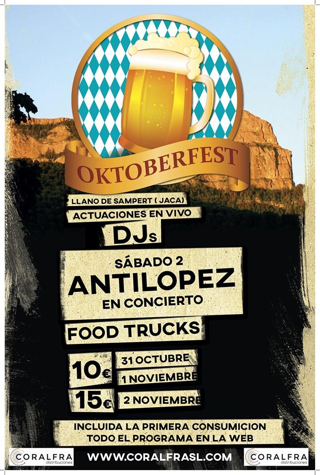Oktoberfest - Llano de Sampert
