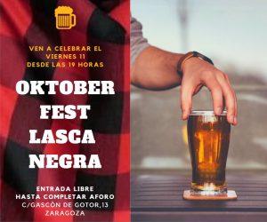 Oktoberfest en Lasca Negra