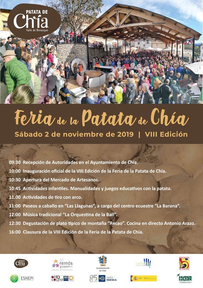 Feria de la Patata de Chía