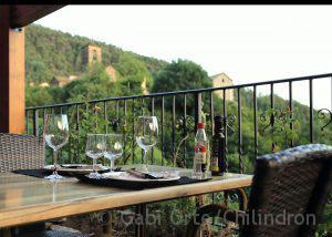 Balcon del Pirineo comedor GOC