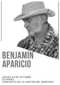 Benjamin Aparicio en Ciudad de Barbastro