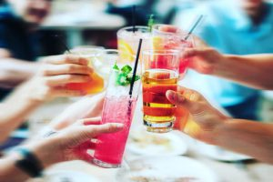 Castrobar brindis aperitivo