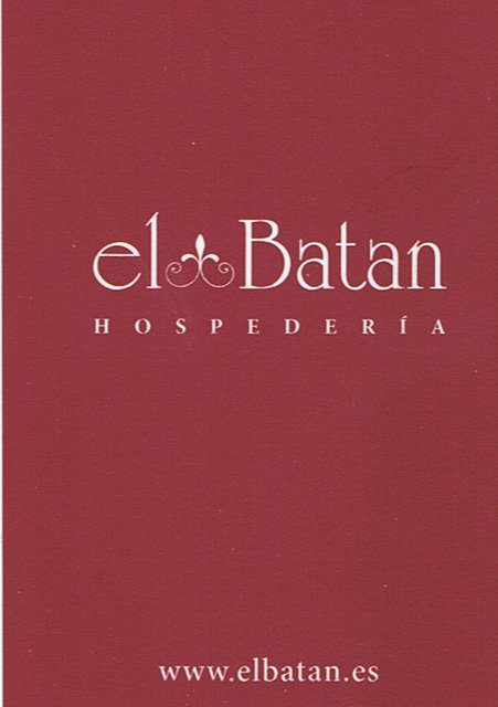 El Batán, apuesta por la singularidad en la sierra de Albarracín