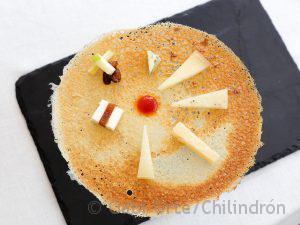 El Batan surtido de quesos GOC