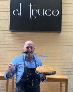 V Liga tortilla El Truco