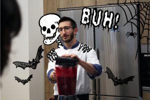Javi Cantero cocinero