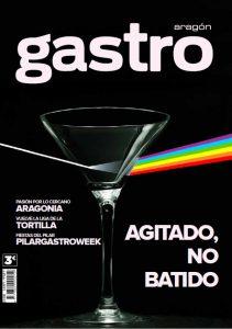 Portada revista Gastro Aragón número 72