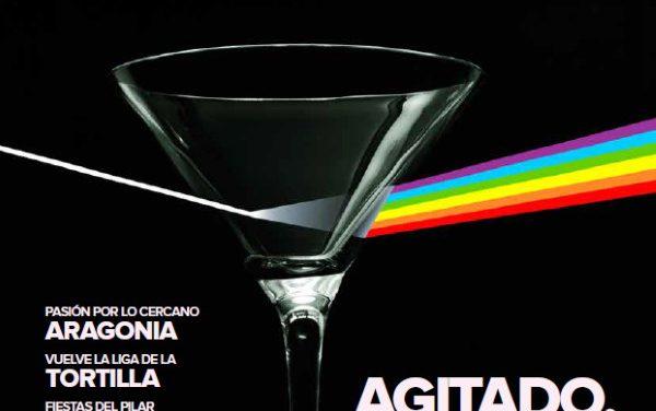 Revista Gastro Aragón 72: Agitado, no batido