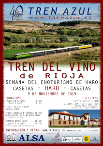 Tren del Vino de la Rioja