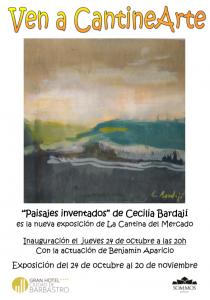 Exposición Cantinearte Ciudad de Barbastro
