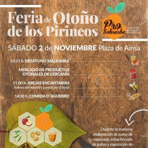Feria de Otoño de los Pirineos Follarasca