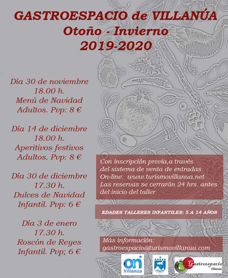 cartel-navidad19-20 Villanúa