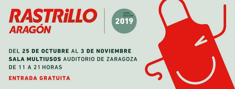 rastrilllo Aragón 2019
