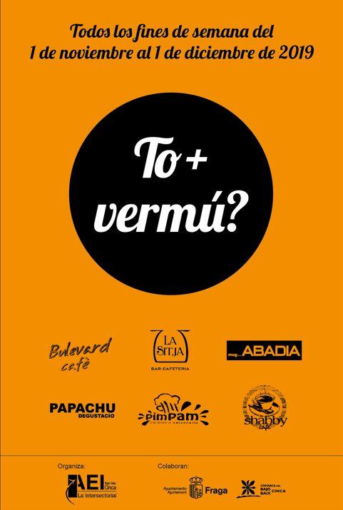 To + Vermu? en Fraga