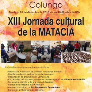 Jornada de la Matacía en Colungo