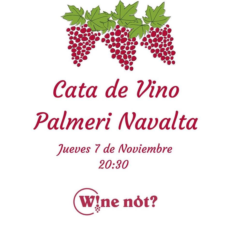 Cata de vino en Wine Not