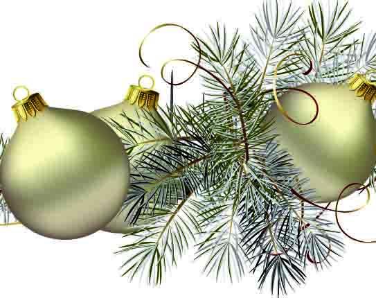 Bolas navidad