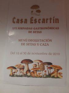Casa Escartin Jornadas