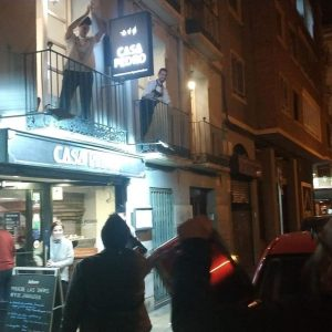 Casa Pedro fans