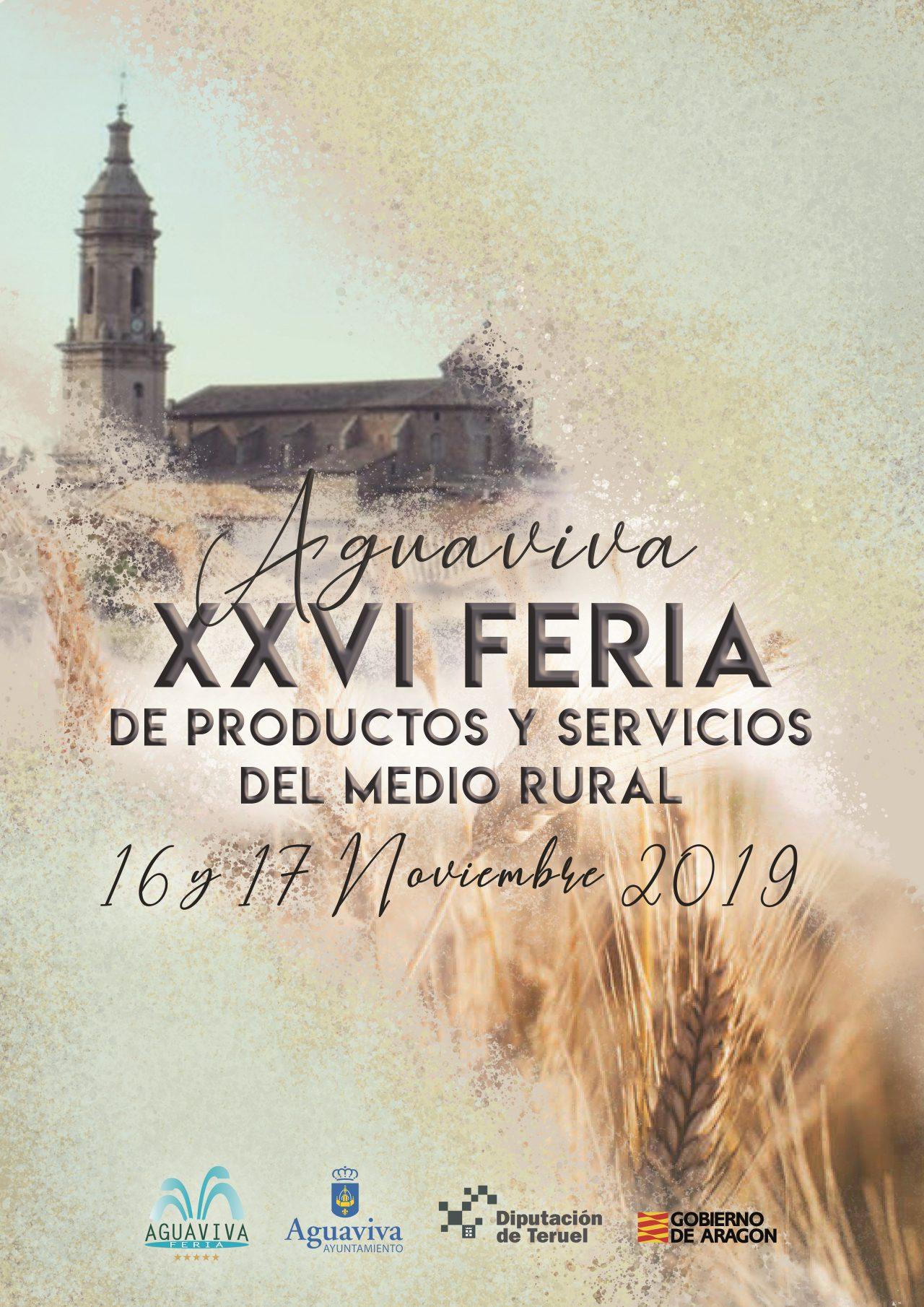 Feria de productos y servicios del medio rural