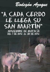 Menú-Degustación cerdo azoque 2