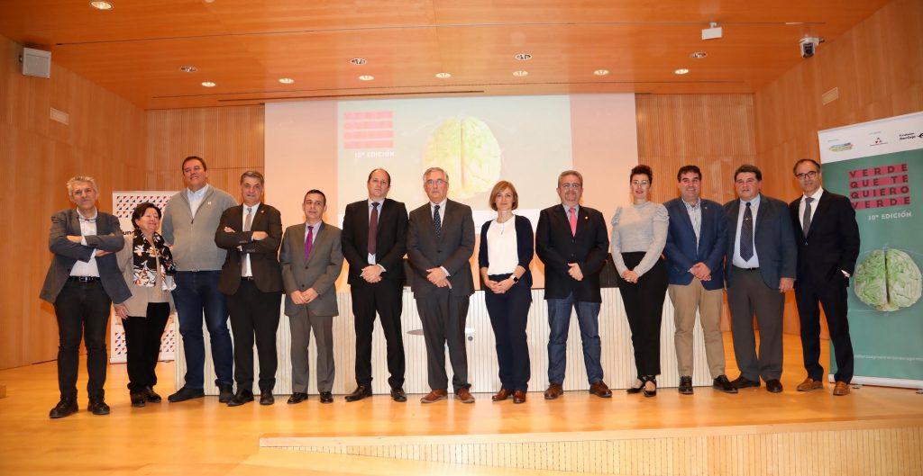 Miembros de la Alianza en la celebración del décimo aniversario de las jornadas VQTQV