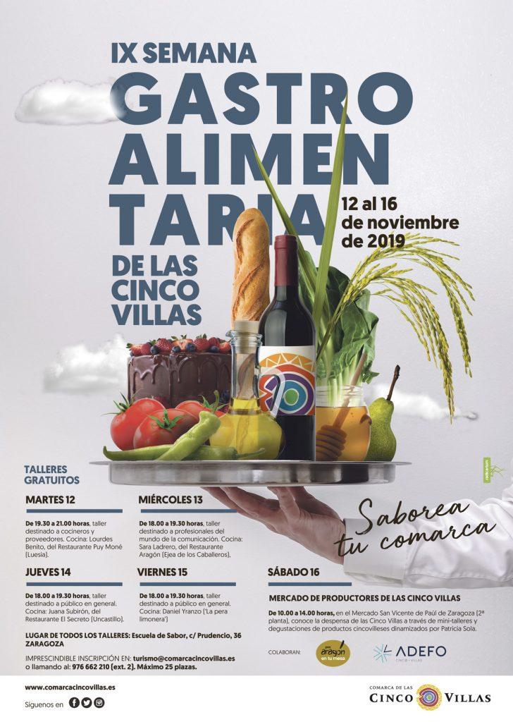 Semana Alimentaria Cinco Villas 2019