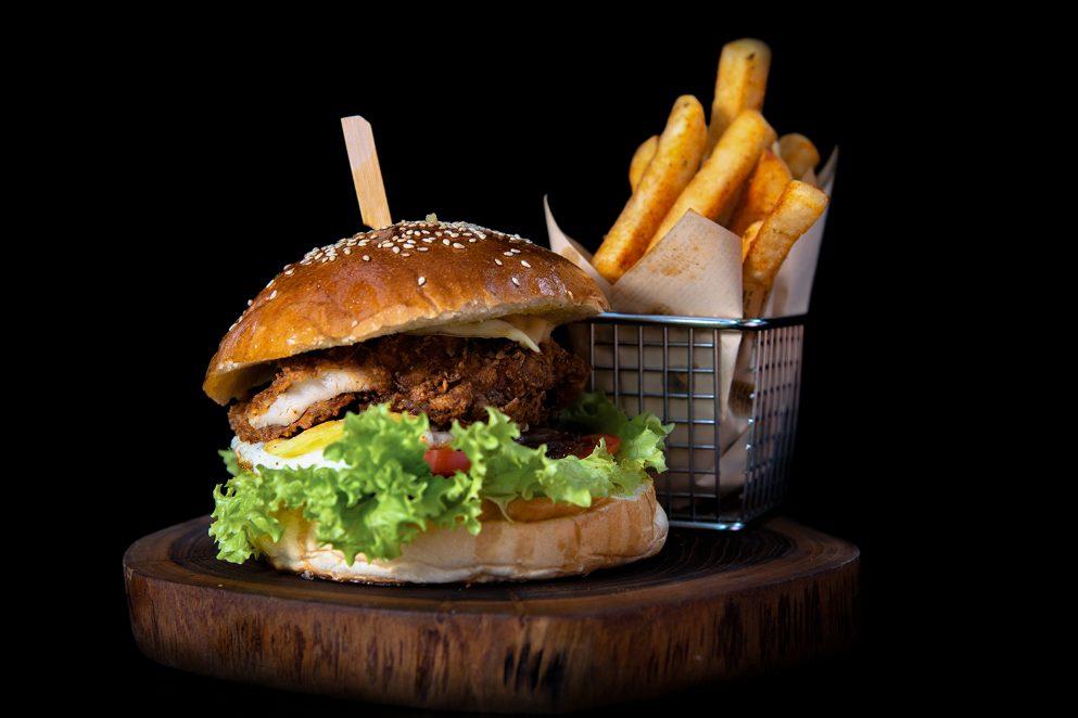 Curso de fast food saludable