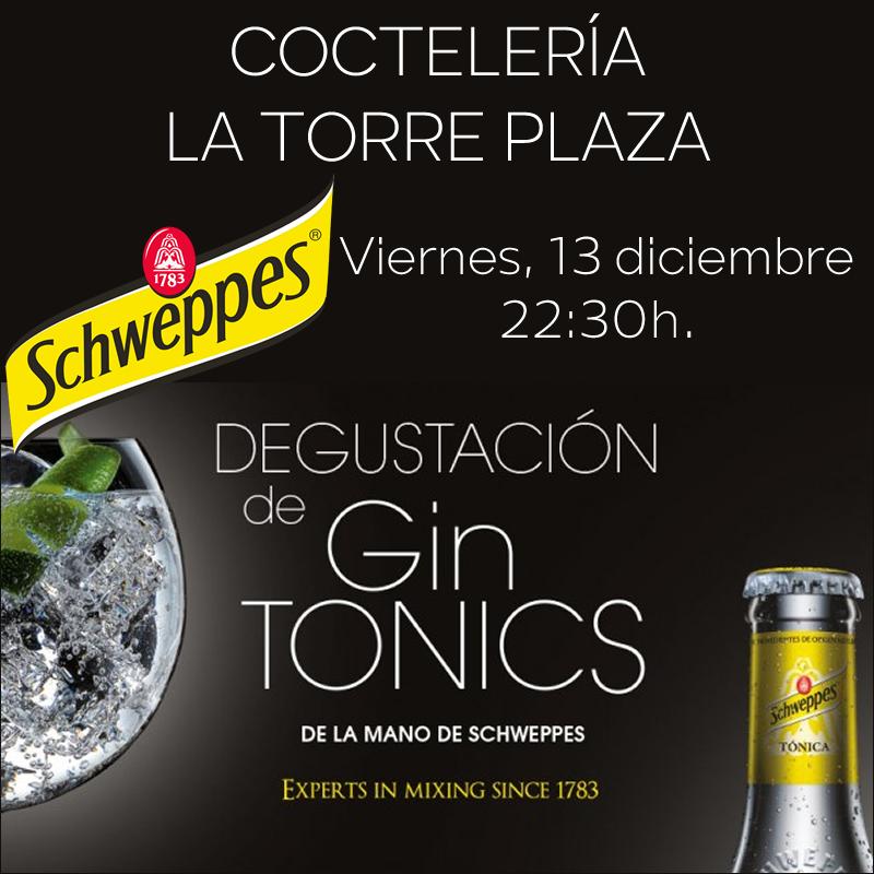 Degustación de Gin Tonic